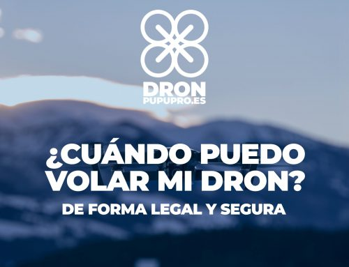 ¿Cuándo volar mi dron en Valencia?