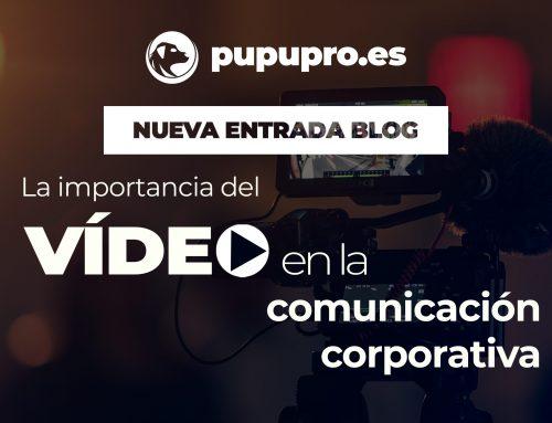La importancia del uso de vídeo en la comunicación corporativa