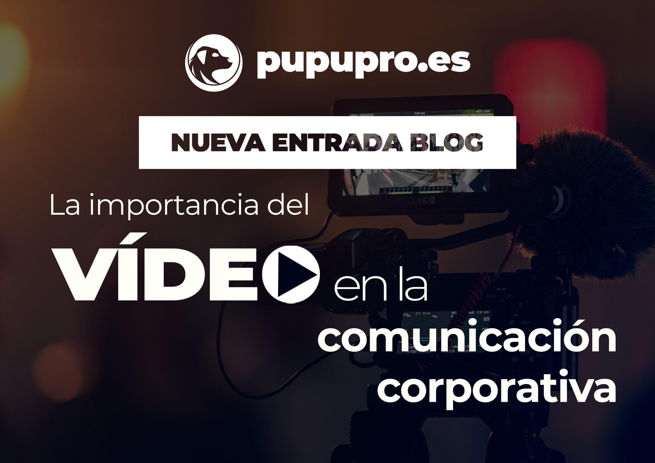 video en la comunicación corporativa